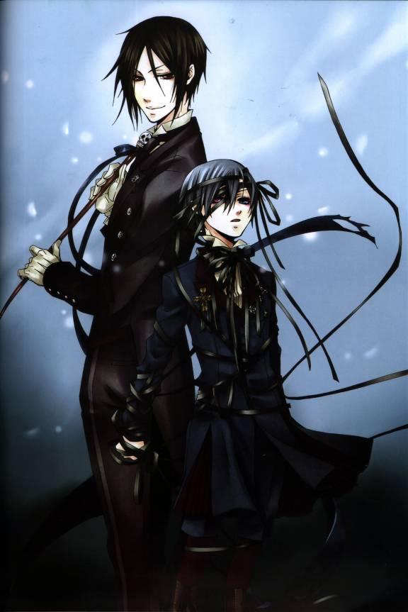 Personajes de anime parecidos xD Kuro